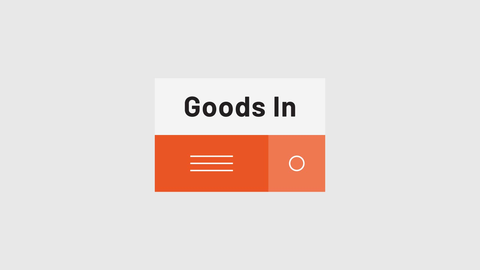 Illustration of Goods In graphic.