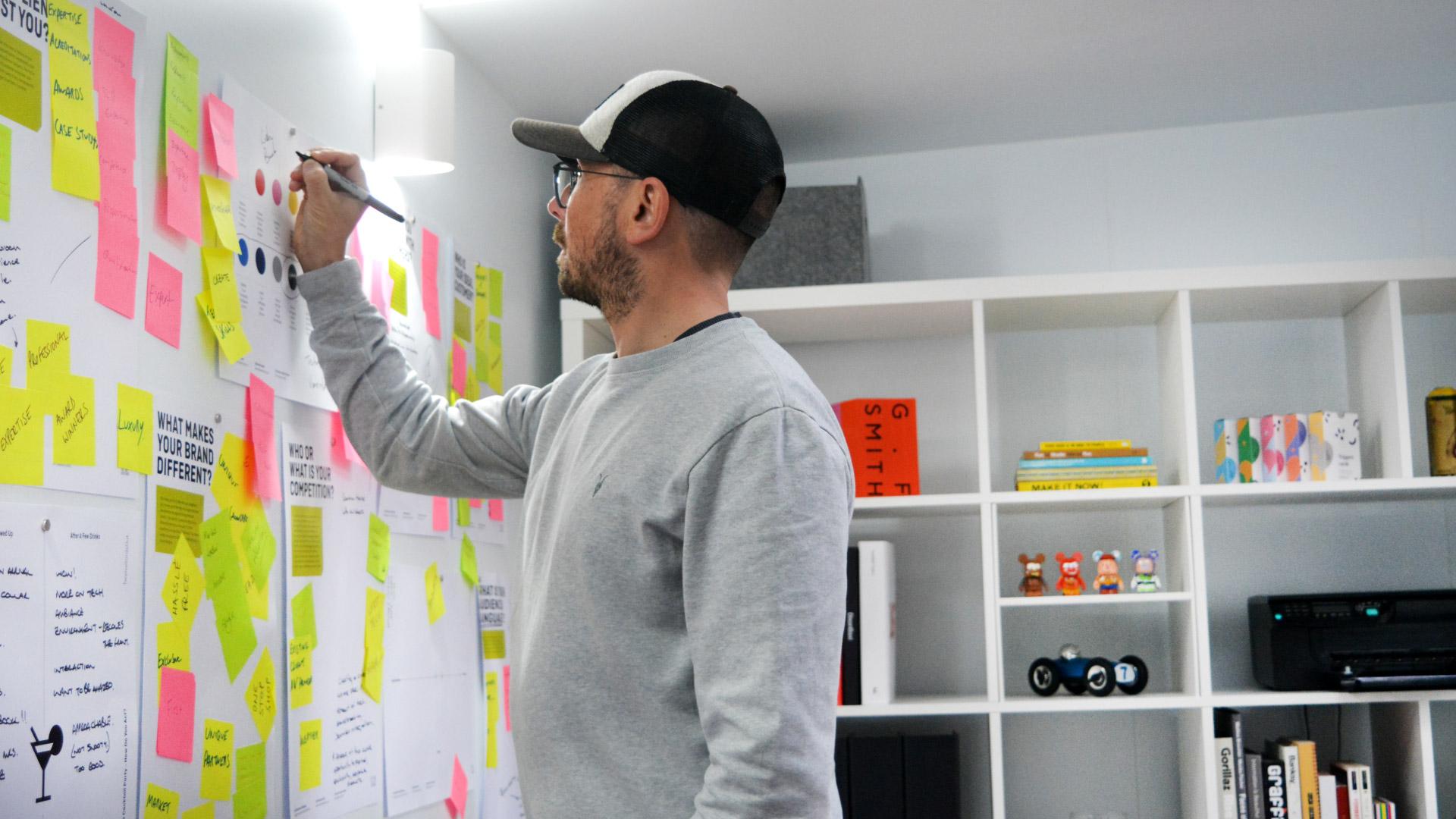 Brand Strategy and Creative ideas from Matt.